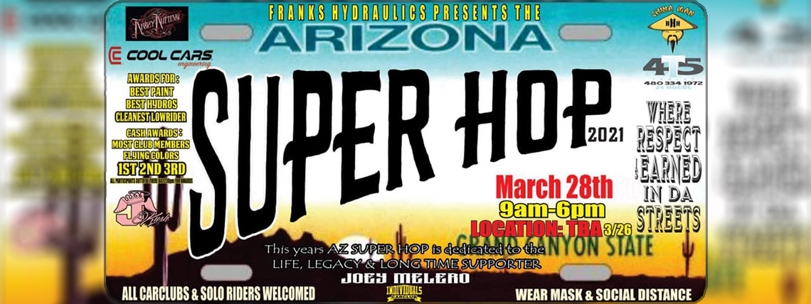 2021 Arizona Super Hop