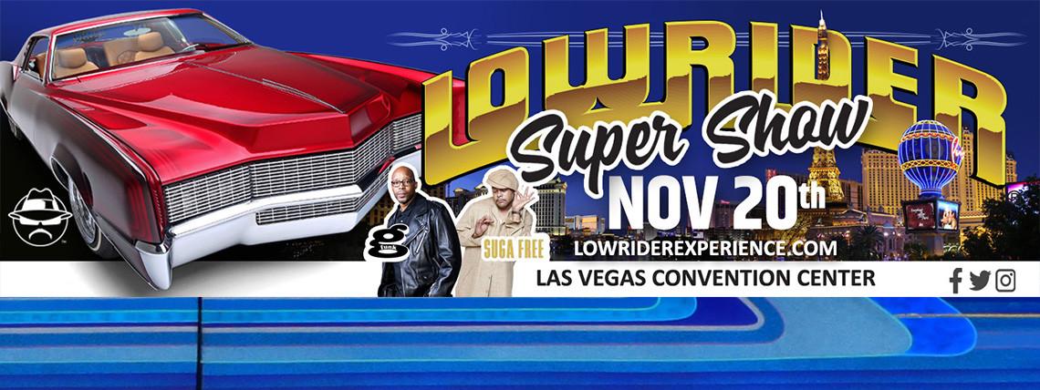 Las Vegas Super Show 2021