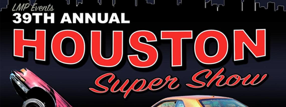 Houston Super Show 2021
