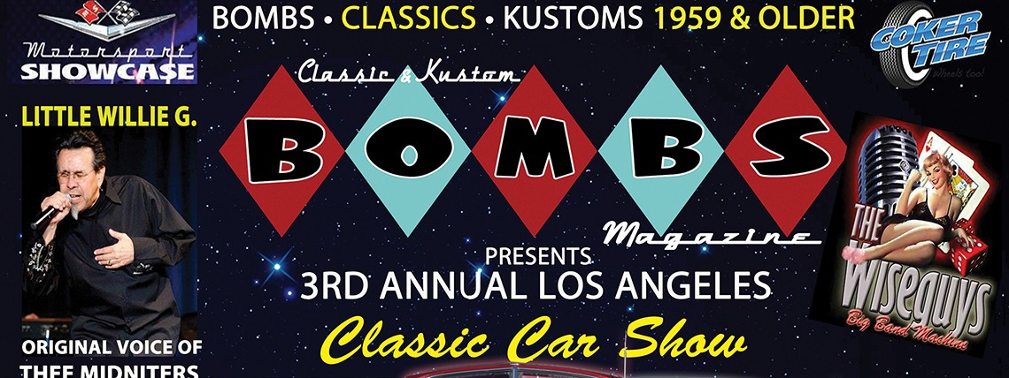 2018 Bombs Magazine Super Show