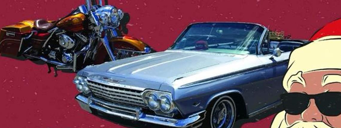 2018 Society Car Club Toy Drive