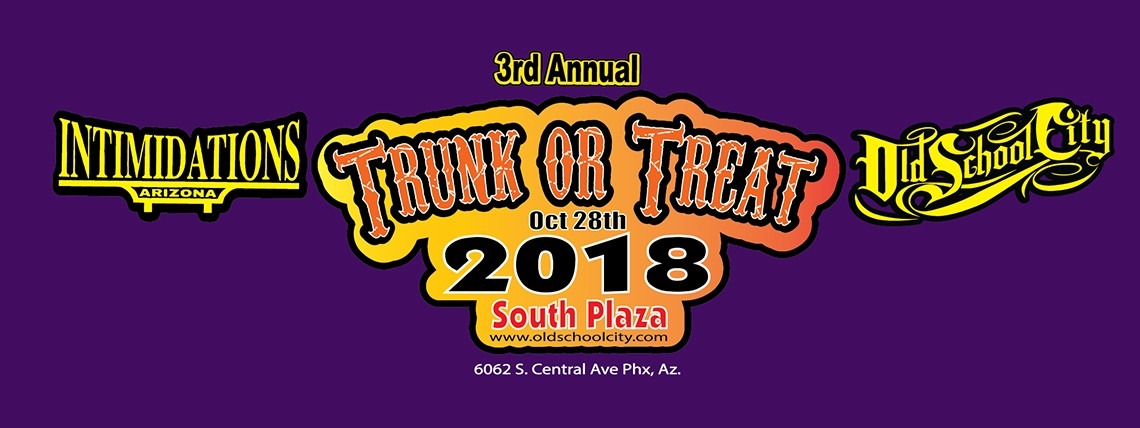 3rd Annual South Plaza Trunk or Treat