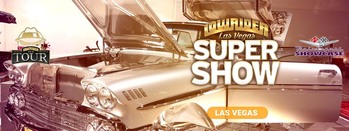 Las Vegas Lowrider Super Show