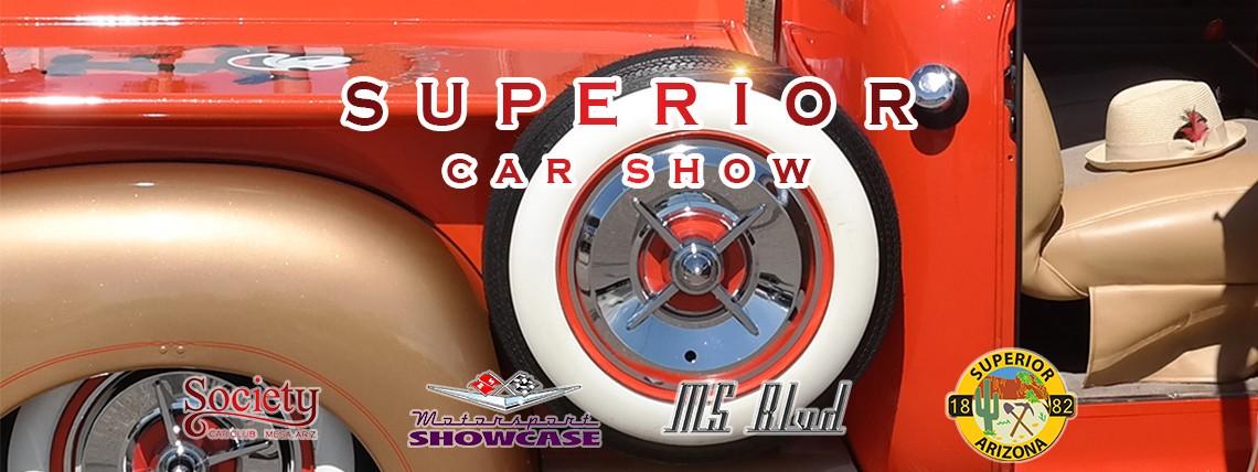 2019 Superior Car Show