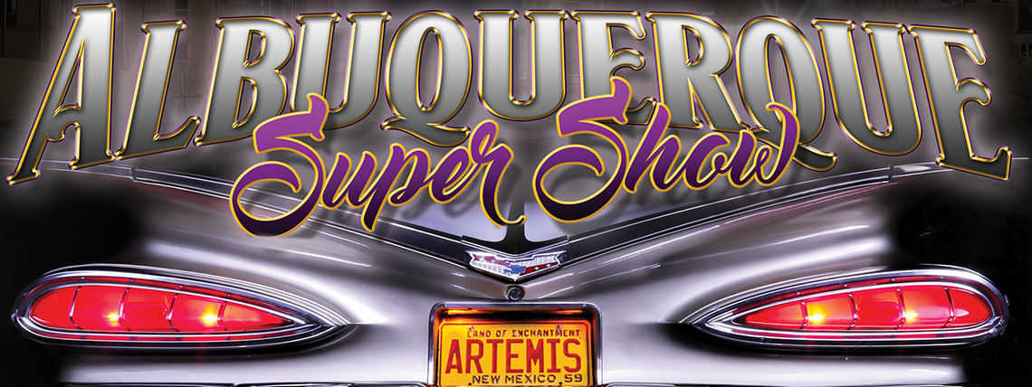 New Date - 2021 Albuquerque Super Show