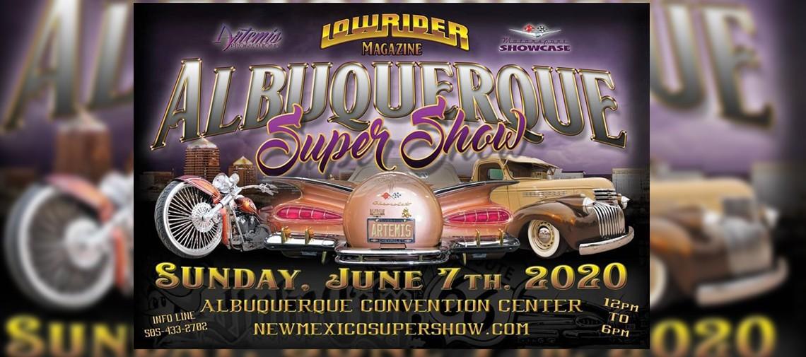 Albuquerque Super Show 2020