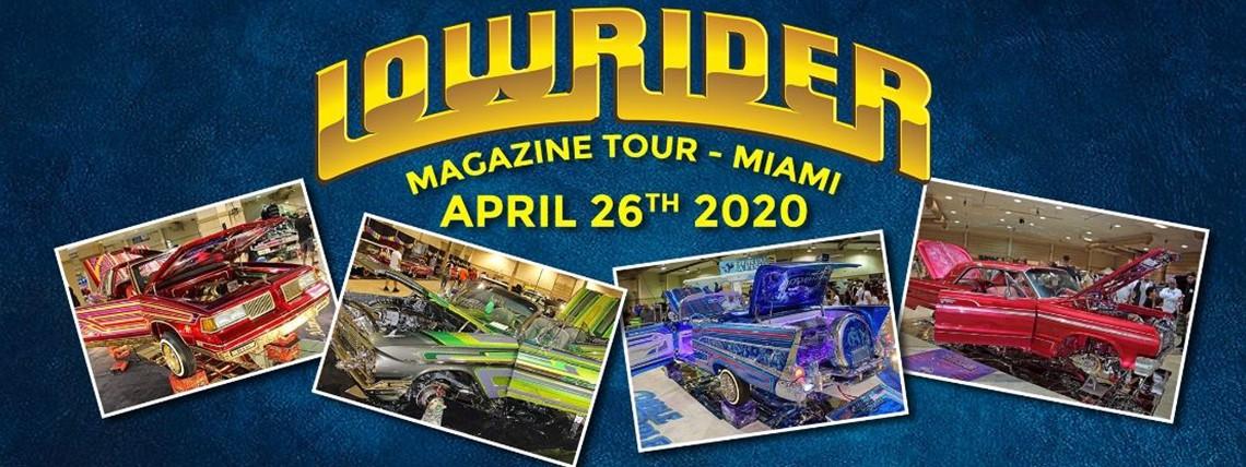 Miami Lowrider Super Show 2020
