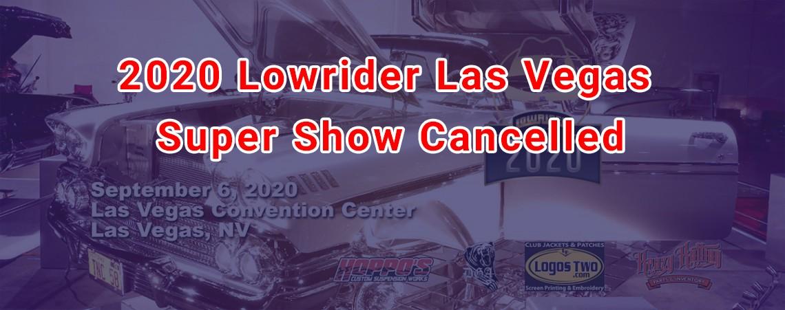 Canceled - 2020 Las Vegas Super Show