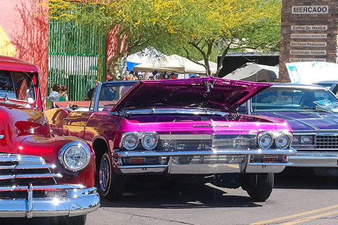2019 Guadalupe Car Show