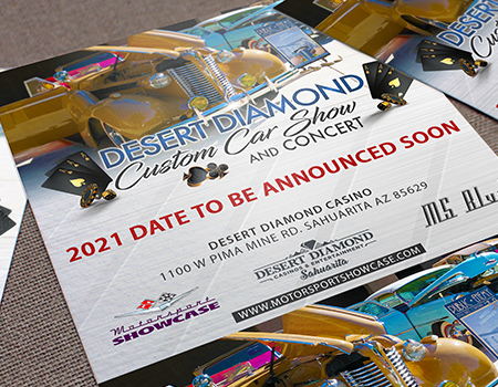 2020 Motorsport Showcase Events Summer Tour
