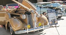 2019 Desert Diamond Classic Car Show