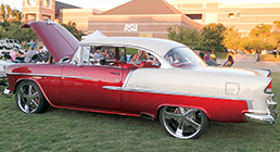 2017 ASU West Fair Carshow