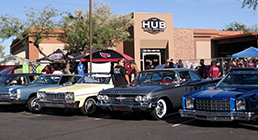 2017 Society Car Club Toy Drive