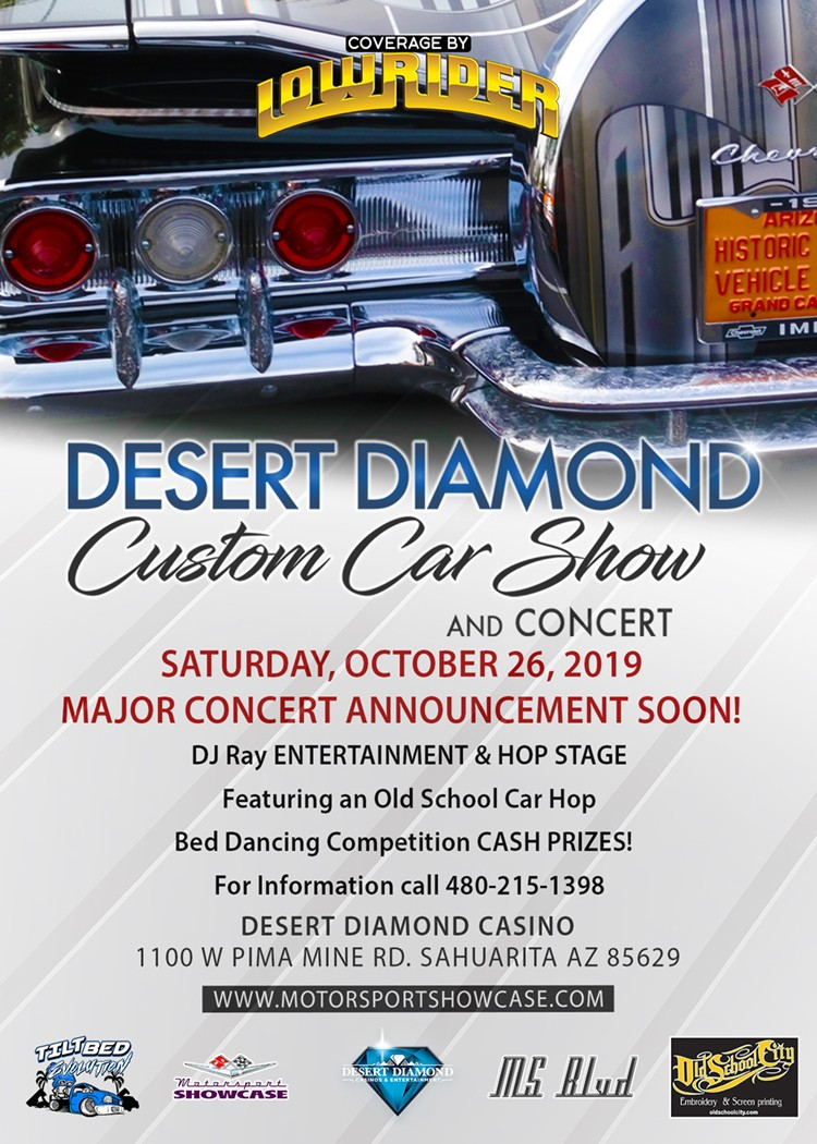 Tilt Bed Evolution will be sponsoring the Bed Dancing Competition! Also Lowrider Magazine will be covering this event! Entertainment details are coming soon!