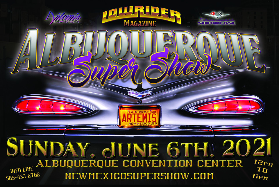 The 2021 Albuquerque Super Show registration forms are now available at https://motorsportshowcase.com/index.php/msblvd/events-calendar/viewevent/86-2021-albuquerque-super-show