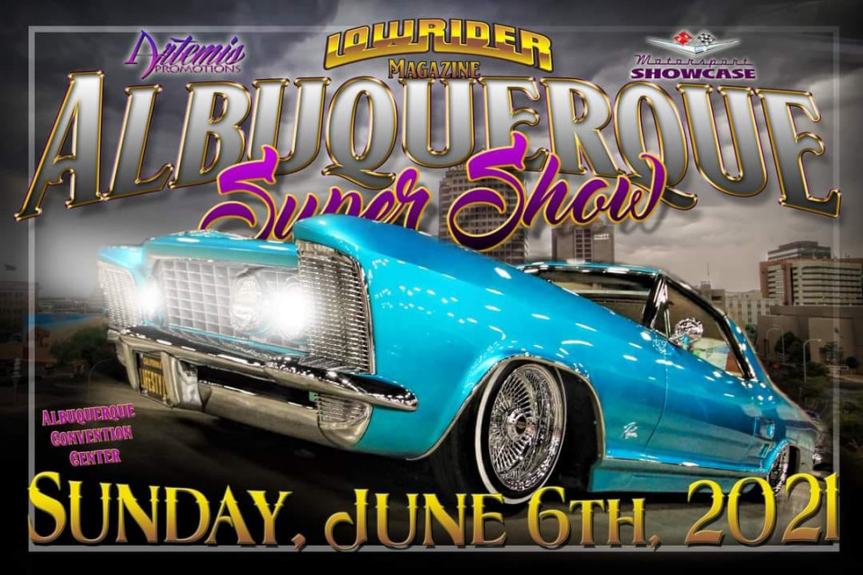 Albuquerque Super Show - Sunday, June 6, 2021