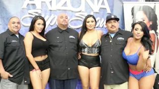 2015 Arizona Lowrider Super Show: Lowrider Cars, Girls & More!