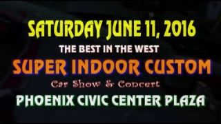 BEST IN THE WEST CAR SHOW 2016 COMMERCIAL