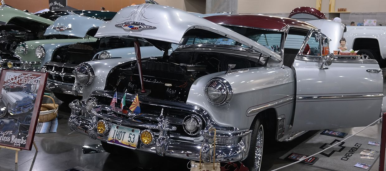 2018 Phoenix Indoor Car Show
